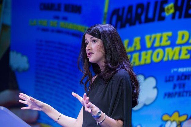 PRESSE: Charlie Et Cette Drôle De Dame – Zineb El Rhazoui Et Le Combat Contre Les Fondamentalistes Islamiques