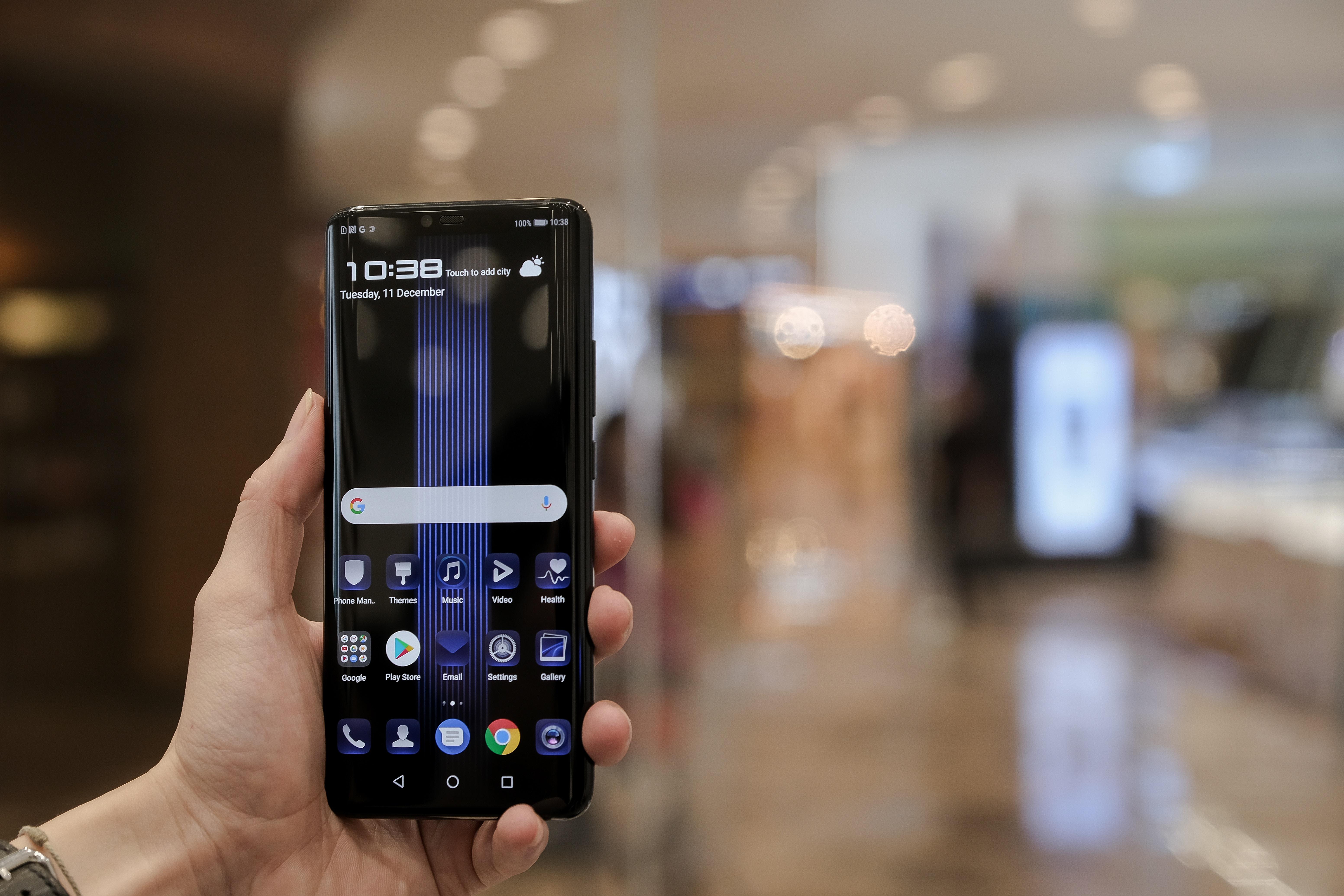 Huawei – Réseau 5G Ou Réseau Cinglé?