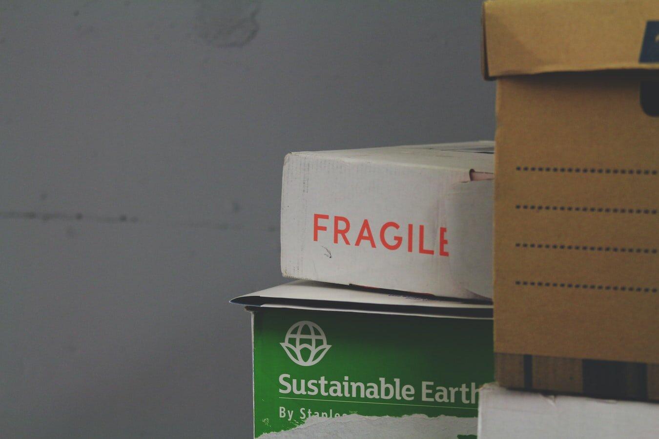 PAYS-BAS: Un Virus Dans Une Boîte En Carton